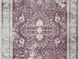 Pink and Cream area Rug Pink Silver area Rug Traditional Home Decor Interior