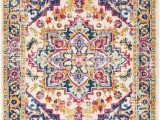 Pink and Cream area Rug Surya norwich Nwc 2302 Bright Pink area Rug
