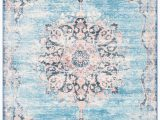Pink and Turquoise area Rug Margarid oriental Turquoise Pink area Rug