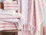 Pink and White Bathroom Rugs 49 Simply Black and White Tile Bathroom Decor Ideas In 2020