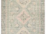 Pink Grey and White area Rug Amazon foraker 8 X 10 Rectangle Traditional 70