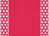 Pink Polka Dot area Rug Polka Dots Tufted Pink White area Rug