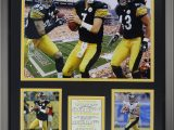 Pittsburgh Steelers Bathroom Rugs Nfl Pittsburgh Steelers 2000s Big Three Framed Memorabili