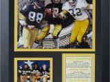 Pittsburgh Steelers Bathroom Rugs Pittsburgh Steelers 70 S Big 3 Framed Memorabili