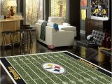 Pittsburgh Steelers Bathroom Rugs Pittsburgh Steelers area Rug