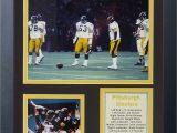 Pittsburgh Steelers Bathroom Rugs Pittsburgh Steelers Steel Curtain Framed Memorabili