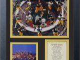 Pittsburgh Steelers Bathroom Rugs Pittsburgh Steelers Steeler Greats Framed Memorabili