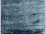 Plain Blue area Rug Dolce Rug Blue