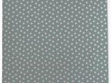 Polka Dot area Rug 5×7 Dainty Slate Green area Rug by Tiffany Wong