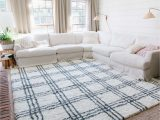 Pottery Barn Blue and White Rug Black & White Rug and Affordable Fall Favorites
