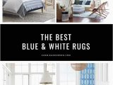 Pottery Barn Blue and White Rug the Best Blue & White Rugs In A Variety Styles