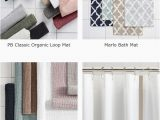 Pottery Barn Textured organic Bath Rug Good News Morgan Memory Foam Bath Mat – Still In Your Cart