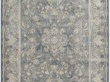 Premier Blue Lines Rug Lowes Safavieh Vintage Vtg185 7220 Blue In 2020