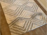 Project 62 Hand Tufted area Rug Cream Moroccan Wedding Shag Tufted area Rug 5'x7' for Sale In orlando Fl Ferup