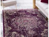 Purple and Beige area Rug Bungalow Rose Ernst Purple Pink area Rug with Images