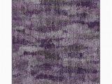 Purple and Beige area Rug Medfield Plum Vintage Abstract Purple area Rug