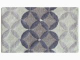 Purple and Gray Bathroom Rugs Bacova Purple Gra Nt Circles Cotton 21 Inches X 34 Inches Bath Rug Give Your Bathroom A Fresh Modern Feel Purple New without Tags Walmart