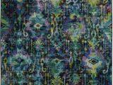 Purple and Lime Green area Rugs Amazon Mohawk Precision Printed Prismatic Arimo area