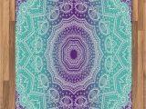 Purple and Turquoise area Rug Buy Ambesonne Purple and Turquoise area Rug Hippie Ombre