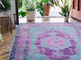 Purple area Rug for Bedroom Carpets that are Rich In Color 10