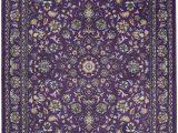Purple Blue area Rug Poston Purple area Rug