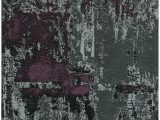 Purple Grey and Black area Rugs Capel Cosmic 3245 330 Abstract Grey Purple area Rug Rugs A Bound