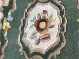 """Qvc area Rugs Royal Palace Royal Palace 2 3"""" X 9 6"""" Wool Special Edition Marquis Aubusson area Rug Home Qvc"""