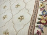 Qvc area Rugs Royal Palace Royal Palace Anniversary Fleur De Lis 5 X7 Wool area Rug Qvc Home Decor Ivory A