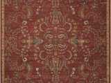Radiant Floor Heating and area Rugs Mainville Red area Rug