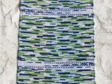 Rag Rug Bath Mat Claudia Mills 2 X 3 Rag Rug Bath Mat Green