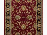 Red 8 X 10 area Rug Closeout St Charles Stc524 Red 8 X 10 area Rug