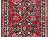 Red 8 X 10 area Rug Safavieh Cherokee Red and Blue 8 X 10 area Rug & Reviews