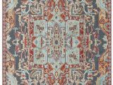 Red 8 X 10 area Rug Safavieh Provance Aqua and Red 8 X 10 area Rug
