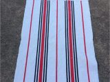 Red and Blue Striped Rug Amazon Com Handwoven organic Cotton Striped Rug Red White