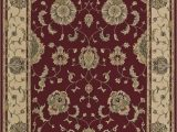 Red and Brown area Rugs Walmart Dalyn Malta area Rugs Mt8 Traditional oriental Red Swirls Circles Vines Petals Rug Walmart