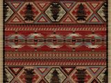 Red and Brown area Rugs Walmart Mayberry Red Pine Claret area Rug Walmart In 2020