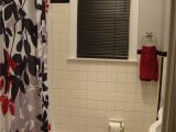 Red and White Bath Rug Black Red Gray & White Bathroom I Love It …