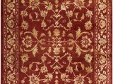 Red Black and Gold area Rugs oriental Weavers Juliette 1331s Red Gold area Rug