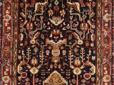 Red Brown Black area Rugs Kerns Traditional Brown Black Red area Rug