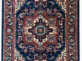 Red White and Blue Americana area Rugs Emrys oriental Navy Red area Rug