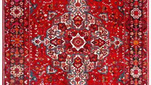 Red White Blue Rug Safavieh Vintage Hamadan Vth 222 area Rugs