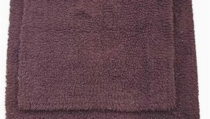 Reversible Bathroom Rug Sets Amazon Hotel Collection 2pc Reversible Bath Rug Set