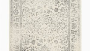 Reynolds Ivory Silver area Rug Adirondack Abstract Ivory Silver area Rug