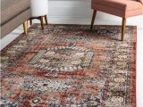Rooms to Go Outlet area Rugs Nathanson Terracotta area Rug