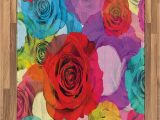 Roses Department Store area Rugs Amazon Lunarable Rose area Rug Various Colorful Roses