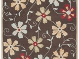 Ross Dress for Less area Rugs Ross Hand Hooked Wool Brown Red area Rug
