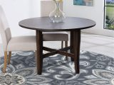Round area Rug 5 Ft Tayse Piper Dark Gray 6 Foot Round area Rug for Living Bedroom or Dining Room Transitional Floral