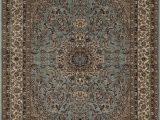 Round Blue oriental Rugs Amazon Blue oriental 7 10×10 2 area Rug Carpet