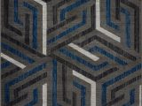 Royal Blue and Grey Rug Park Royal Grey Blue area Rug Grey area Rug Blue area