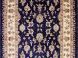 Royal Blue oriental Rug 3 1×4 7 Rug Pak Persian Royal Blue Color Handmade Pak